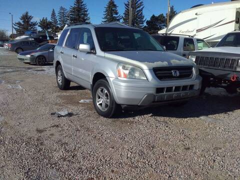 2005 Honda Pilot for sale at DK Super Cars in Cheyenne WY