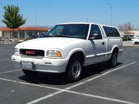 1996 GMC Sonoma for sale at Gilroy Motorsports in Gilroy CA