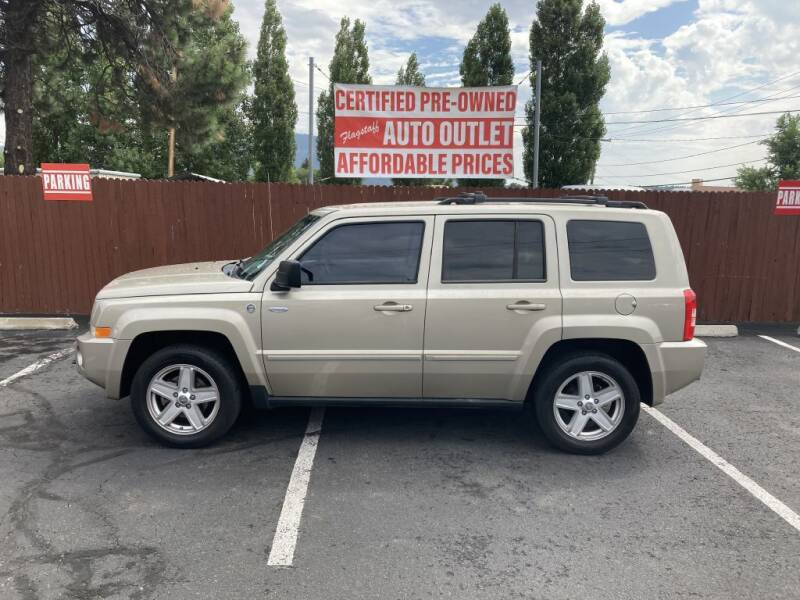 2010 Jeep Patriot for sale at Flagstaff Auto Outlet in Flagstaff AZ