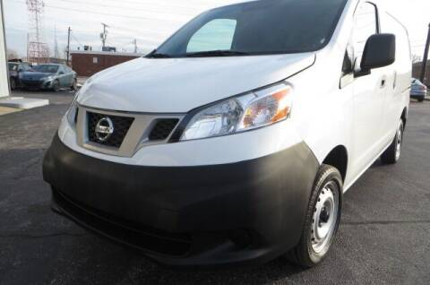 2019 Nissan NV200 for sale at Eddie Auto Brokers in Willowick OH