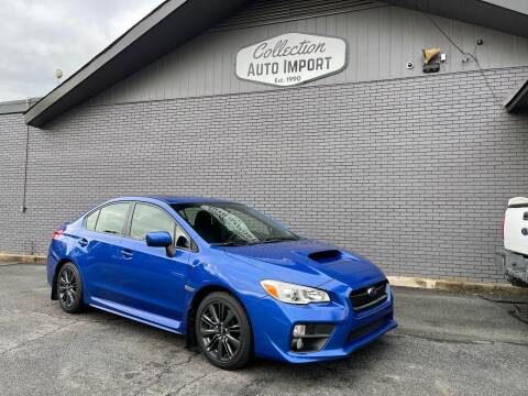 2015 Subaru WRX for sale at Collection Auto Import in Charlotte NC