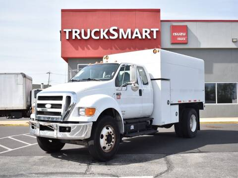 2008 Ford F-750 Super Duty for sale at Trucksmart Isuzu in Morrisville PA
