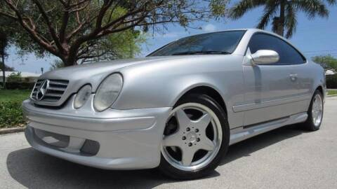 2000 Mercedes-Benz CLK for sale at DS Motors in Boca Raton FL