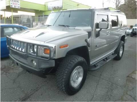 2003 HUMMER H2 for sale at Klean Carz in Seattle WA
