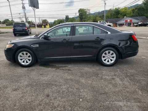 2011 Ford Taurus for sale at Knoxville Wholesale in Knoxville TN
