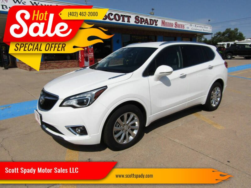 2019 Buick Envision for sale in Hastings, NE