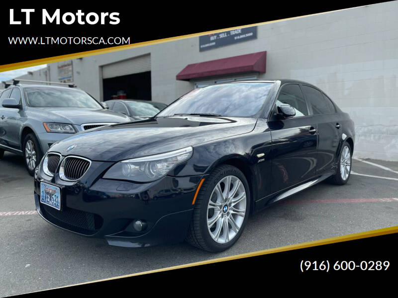 2009 BMW 5 Series for sale at LT Motors in Rancho Cordova CA