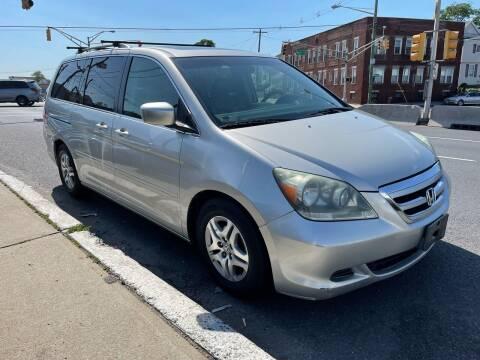 2005 Honda Odyssey for sale at G1 AUTO SALES II in Elizabeth NJ