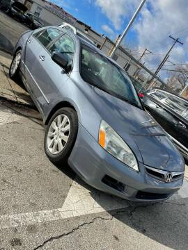 2007 Honda Accord for sale at GM Automotive Group in Philadelphia PA