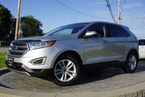 2017 Ford Edge for sale at Platinum Motors LLC in Heath OH