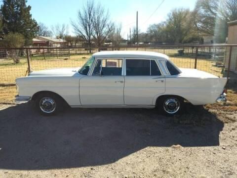 1965 Mercedes-Benz S-Class for sale at Classic Car Deals in Cadillac MI