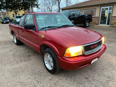 2003 GMC Sonoma for sale at Truck City Inc in Des Moines IA