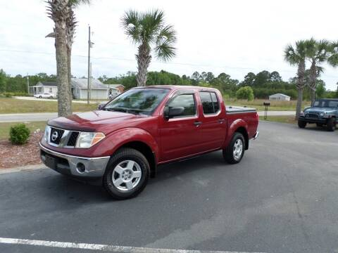2006 Nissan Frontier for sale at First Choice Auto Inc in Little River SC