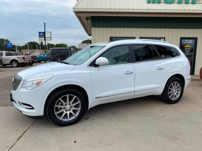 2016 Buick Enclave for sale at Murphy Motors Next To New Minot in Minot ND