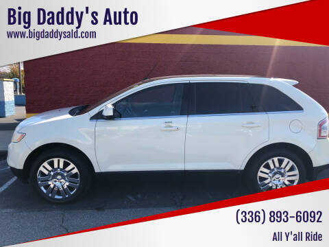 2008 Ford Edge for sale at Big Daddy's Auto in Winston-Salem NC