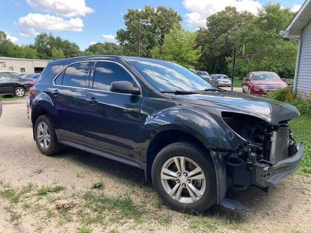 2014 Chevrolet Equinox for sale at Varco Motors LLC - Builders in Denison KS
