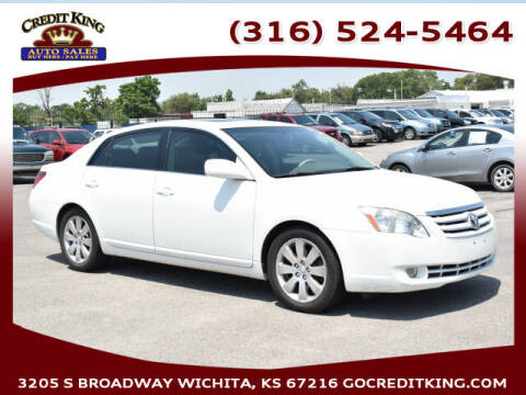 2005 Toyota Avalon for sale at Credit King Auto Sales in Wichita KS