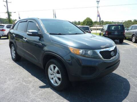 2011 Kia Sorento for sale at Roswell Auto Imports in Austell GA