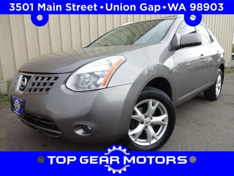 2008 Nissan Rogue for sale at Top Gear Motors in Union Gap WA