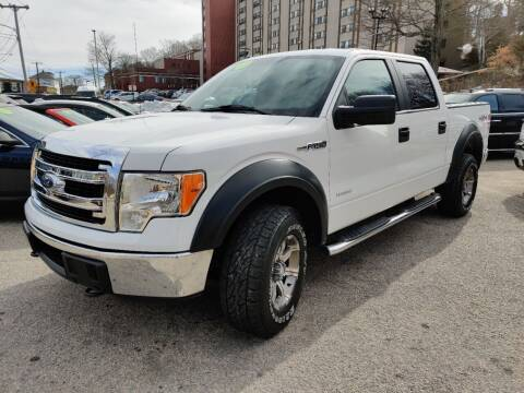 2013 Ford F-150 for sale at Porcelli Auto Sales in West Warwick RI