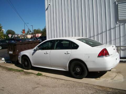 2016 Chevrolet Impala Limited for sale at Chase 8 Auto Sales in Loves Park IL