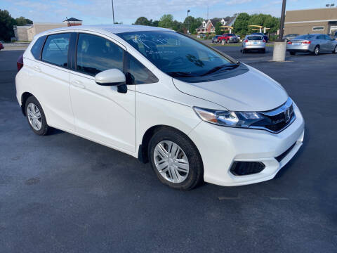 2018 Honda Fit for sale at McCully's Automotive in Benton KY