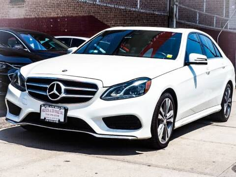 2016 Mercedes-Benz E-Class for sale at HILLSIDE AUTO MALL INC in Jamaica NY