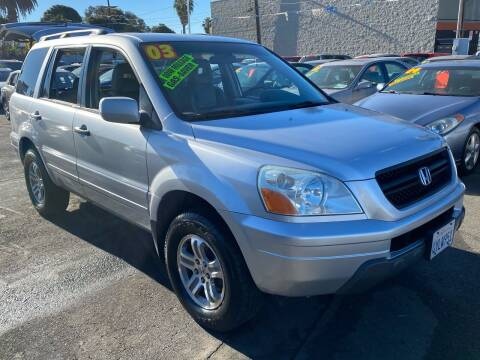 2003 Honda Pilot for sale at North County Auto in Oceanside CA