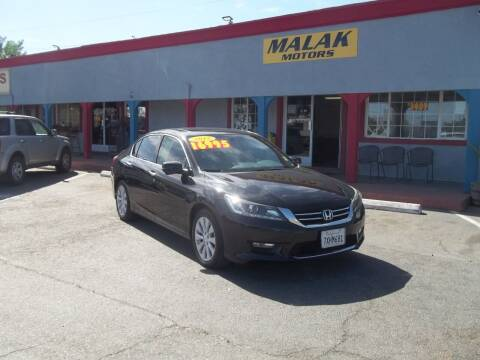 2015 Honda Accord for sale at Atayas Motors INC #1 in Sacramento CA
