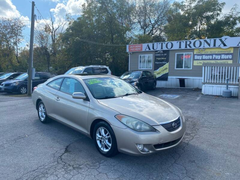 2006 Toyota Camry Solara for sale at Auto Tronix in Lexington KY