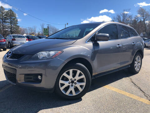 2008 Mazda CX-7 for sale at J's Auto Exchange in Derry NH