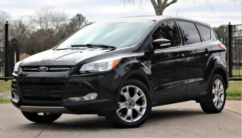 2013 Ford Escape for sale at Texas Auto Corporation in Houston TX