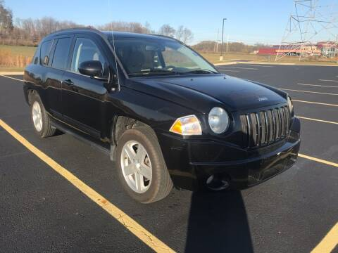 2010 Jeep Compass for sale at Quality Motors Inc in Indianapolis IN