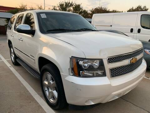 2014 Chevrolet Tahoe for sale at Excellence Auto Direct in Euless TX