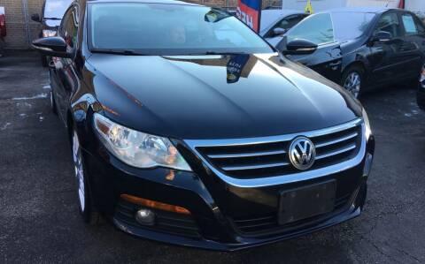 2012 Volkswagen CC for sale at Jeff Auto Sales INC in Chicago IL