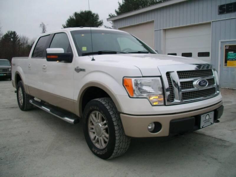 2010 Ford F-150 for sale at Castleton Motors LLC in Castleton VT