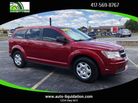 2009 Dodge Journey for sale at Auto Liquidation in Republic MO