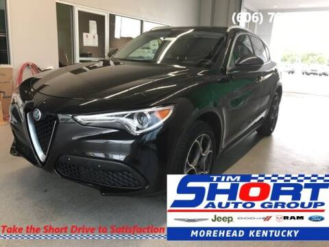 2018 Alfa Romeo Stelvio for sale at Tim Short Chrysler in Morehead KY