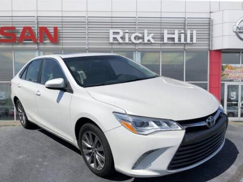 2015 Toyota Camry for sale at Rick Hill Auto Credit in Dyersburg TN