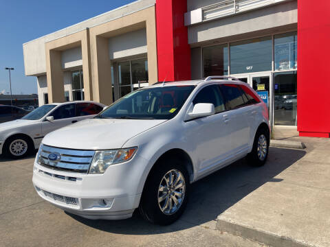 2007 Ford Edge for sale at Thumbs Up Motors in Warner Robins GA