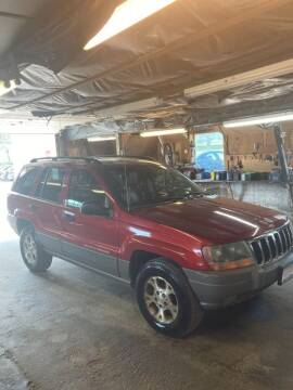 2002 Jeep Grand Cherokee for sale at Lavictoire Auto Sales in West Rutland VT