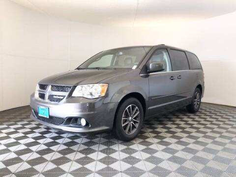 2017 Dodge Grand Caravan for sale at BMW of Schererville in Shererville IN