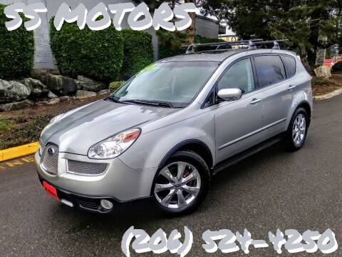 2007 Subaru B9 Tribeca for sale at SS MOTORS LLC in Edmonds WA