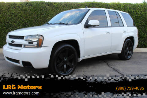 2007 Chevrolet TrailBlazer for sale at LRG Motors in Montclair CA