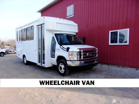2016 Ford E-Series Chassis for sale at Windy Hill Auto and Truck Sales in Millersburg OH