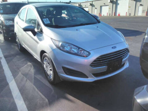 2015 Ford Fiesta for sale at Government Fleet Sales in Kansas City MO