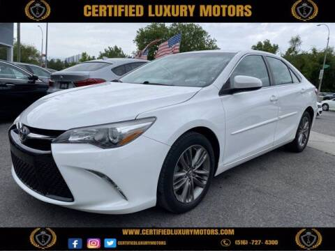 2016 Toyota Camry for sale at Certified Luxury Motors in Great Neck NY