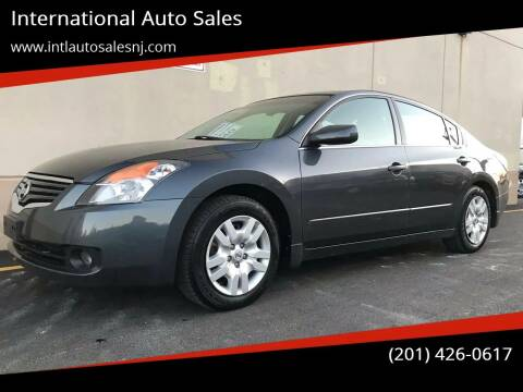 2009 Nissan Altima for sale at International Auto Sales in Hasbrouck Heights NJ