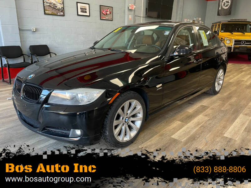 2011 BMW 3 Series for sale at Bos Auto Inc in Quincy MA
