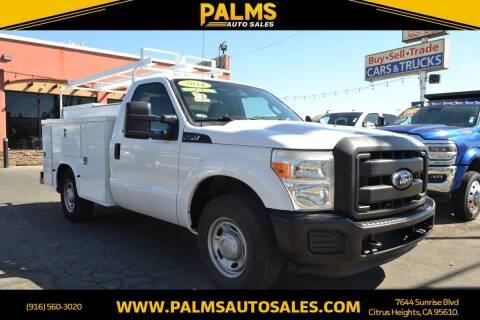 2014 Ford F-250 Super Duty for sale at Palms Auto Sales in Citrus Heights CA